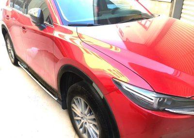 Estribos Mazda CX5
