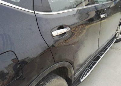 Estribos Nissan Xtrail