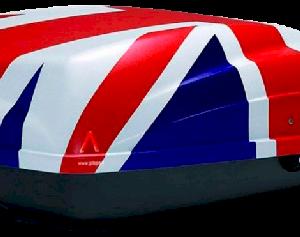 Inversiones Llacar S.A.S. - G3 SPA Portaequipajes UK 240L
